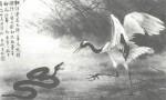 Le-serpent-et-la-grue